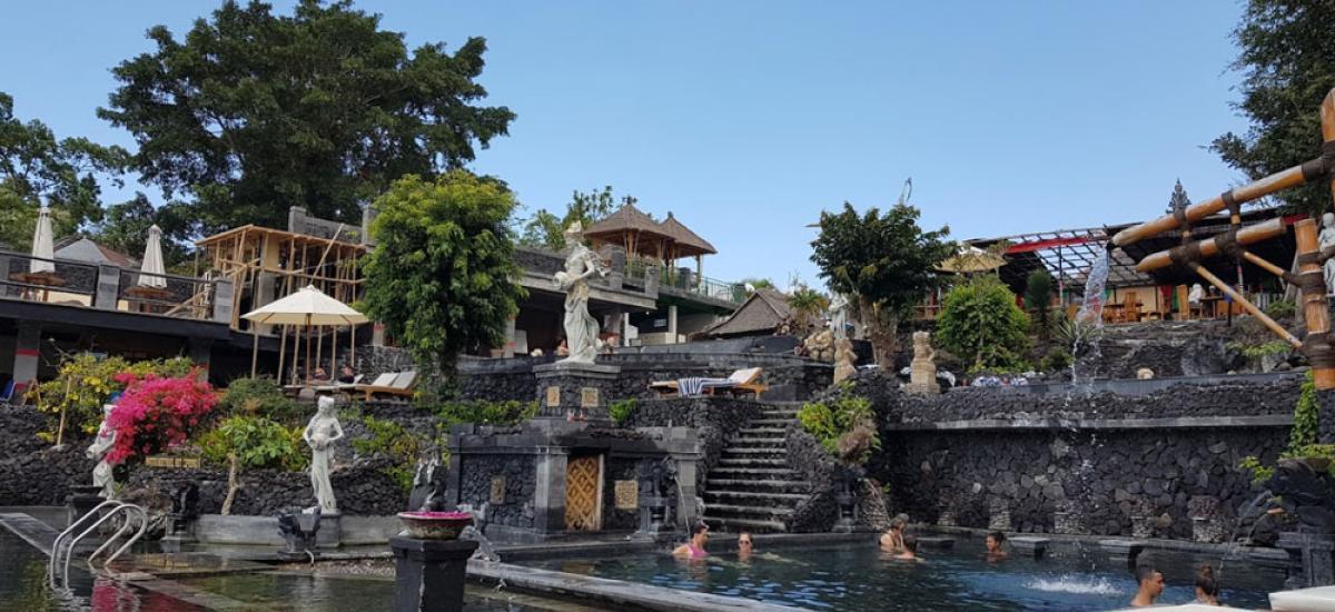 Mount Batur Sunrise Hike and Hot Springs
