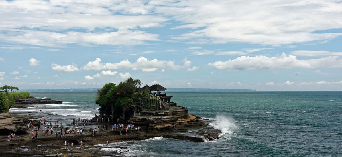 Denpasar City and Tanah Lot Temple Tour