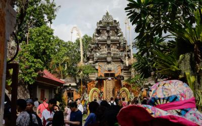 Denpasar City and Ubud Tour