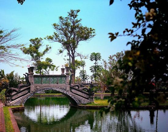 Tirta Gangga Water Garden